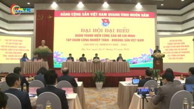 Đại hội Đoàn Thanh niên Tập đoàn Công nghiệp Than – Khoáng sản Việt Nam