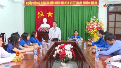 Hậu Giang - Thanh niên chung tay cải cách hành chính