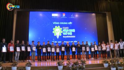 Chung kết Cuộc thi trí tuệ sinh viên 2020