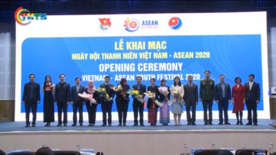Khai mạc Ngày hội Thanh niên Việt Nam ASEAN năm 2020