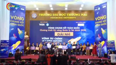 Vòng Chung kết toàn quốc Chương trình Kỹ năng quản lý tài chính 2020