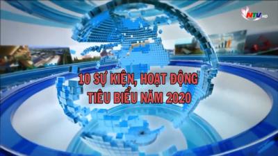 Nghệ An - Phóng sự Tổng kết Đoàn - Hội và Phong trào Thanh thiếu nhi năm 2020