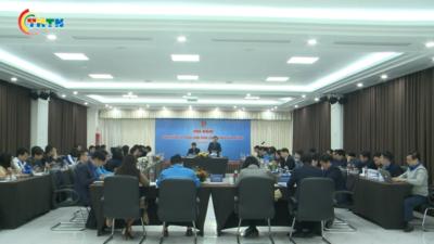 Hội nghị Ban Thường vụ Trung ương Đoàn lần thứ 14 khóa XI năm 2021