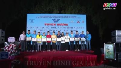 Gia Lai - CLB, đội nhóm tình nguyện - Nơi lan tỏa những tấm lòng nhân ái