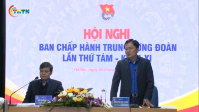 Hội nghị Ban chấp hành Trung ương Đoàn lần thứ VIII, khóa XI (2)