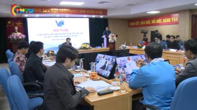 Hội nghị trực tuyến Ủy ban Trung ương Hội LHTN Việt Nam
