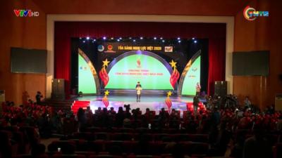 """""""Tỏa sáng nghị lực Việt"""" năm 2020"""
