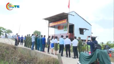 Xuân tình nguyện Tết sẻ chia tại An Giang