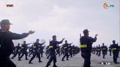 Đoàn thanh niên Bộ Tư lệnh Cảnh sát cơ động với 90 ngày thi đua cao điểm