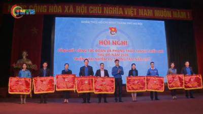 Thành đoàn Hà Nội tổ chức Hội nghị tổng kết năm 2020 và phương hướng nhiệm vụ năm 2021