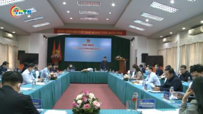 Hội nghị Ban Thường vụ Trung ương Đoàn khóa XI - Tháng 2 năm 2021