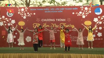 Tết ấm yêu thương - Tỏa sáng nghị lực Việt