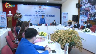Công bố 20 đề cử gương mặt trẻ Việt Nam tiêu biểu năm 2020