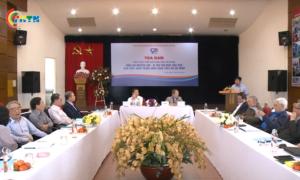 Toạ đàm Tham vấn góp ý bản thảo ấn phẩm Đồng chí Nguyễn Lam - Bí thư thứ nhất đầu tiên Ban Chấp hành Trung ương Đoàn