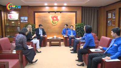 Tăng cường các hoạt động hợp tác thanh niên giữa Việt Nam và Israel