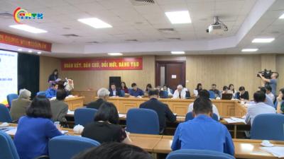 Hội nghị phản biện xã hội đối với Dự thảo chiến lược phát triển thanh niên Việt Nam giai đoạn 2021 - 2030