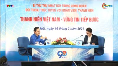 Thanh niên Việt Nam - Vững tin tiếp bước