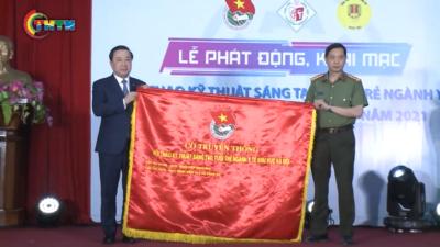 Khai mạc Hội thao Kỹ thuật sáng tạo tuổi trẻ ngành Y tế khu vực Hà Nội