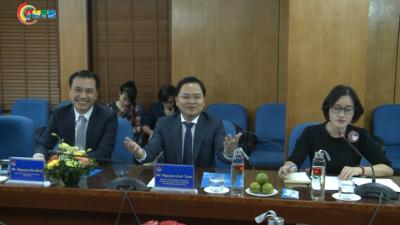 Trung ương Đoàn tiếp cơ quan Hợp tác quốc tế Nhật Bản tháng 4/2021