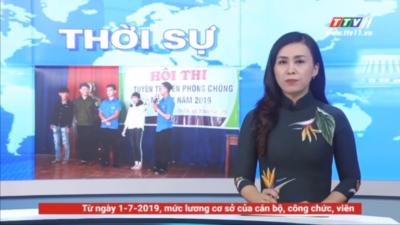 Tây Ninh - Bản tin ngày 1.7.2019
