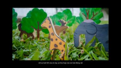 Resilience 2018 - Nhóm tác giả Đại học Bách Khoa Hà Nội - Giải phụ Video