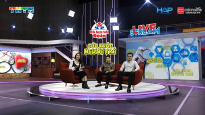 Live: Sức khỏe người trẻ - Số 1