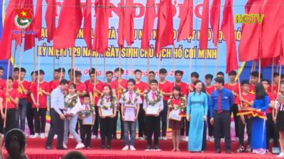 Bắc Giang - Điểm tin Thanh niên tháng 5/2019