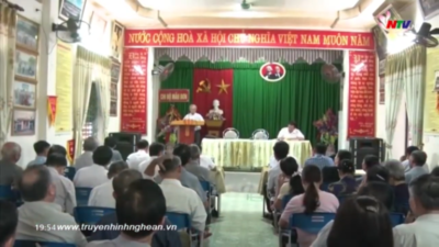 Nghệ An - Bản tin ngày 01.08.2019