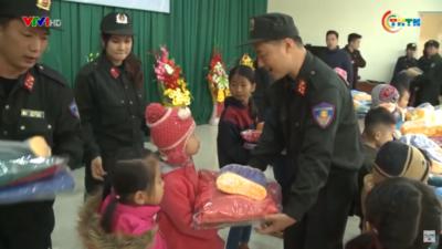 Thanh niên quân đội, công an vận động đẩy mạnh học tập và làm theo tư tưởng, đạo đức, phong cách Hồ Chí Minh