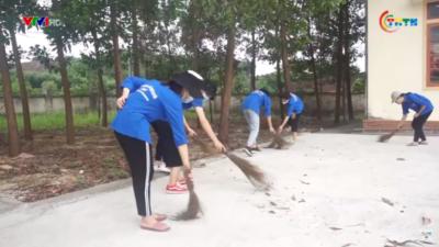 Tuổi trẻ Học viện Báo chí và Tuyên truyền với chiến dịch tình nguyện hè