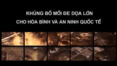 """Phim tư liệu: hoạt động của tổ chức khủng bố """"Chính phủ quốc gia Việt Nam lâm thời"""""""