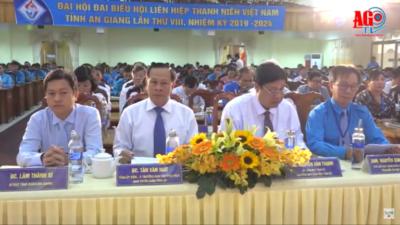 An Giang - Đại hội đại biểu Hội LHTN Việt Nam tỉnh An Giang lần thứ 8