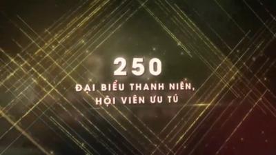 Nghệ An - Trailer Đại hội đại biểu Hội LHTN Việt Nam lần thứ VI, nhiệm kỳ 2019 - 2024