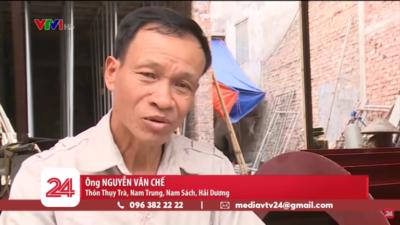 """Nguyễn Văn Chế - Lão nông tên """"Chế"""" đam mê sáng chế"""