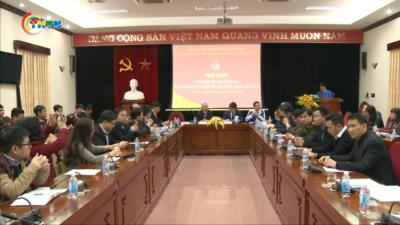 Tọa đàm Tuyên ngôn của Đảng cộng sản và con đường của thanh niên VN thời kỳ mới