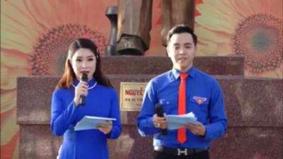 Thành đoàn Thành phố Hồ Chí Minh phát động đợt hoạt động kỷ niệm 90 năm Ngày thành lập Đảng cộng sản Việt Nam