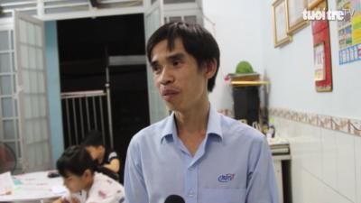 Hoàng Trọng Khánh - Chàng công nhân dạy học miễn phí cho học sinh nghèo