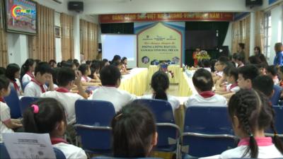 Chuyên đề Phòng chống bạo lực và xâm hại tình dục trẻ em