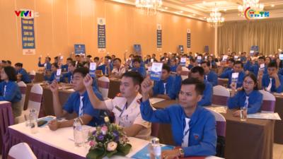 Đại hội Đại biểu Hội LHTN Việt Nam tỉnh Ninh Bình lần thứ 5 nhiệm kỳ 2019 - 2024