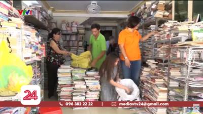 """Dự án """"Thư viện nơi bản xa"""" cho trẻ em nghèo"""