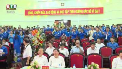 Đại hội Đại biểu Hội LHTN Việt Nam tỉnh Thái Bình, nhiệm kỳ 2019 – 2024.