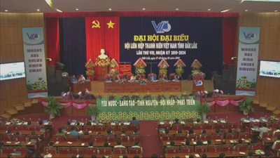 Đại hội Đại biểu Hội LHTN Việt Nam tỉnh Đăk Lăk, nhiệm kỳ 2019 – 2024