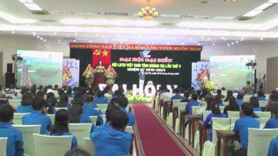 Đại hội Đại biểu Hội LHTN Việt Nam tỉnh Quảng Trị, nhiệm kỳ 2019 – 2024.