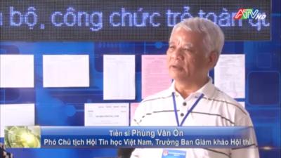 An Giang - Hội thi Tin học trẻ toàn quốc lần thứ VII - Năm 2019.