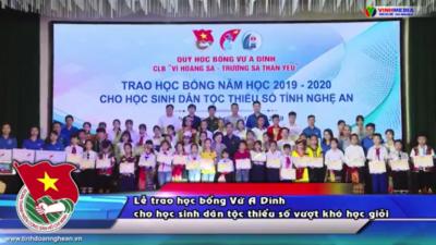 Nghệ An - Bản tin tuổi trẻ Nghệ An_Số tháng 10/2019