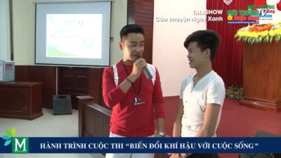 Live: Câu chuyện ngày xanh - Trò chuyện cùng nam nhạc sĩ, ca sĩ Phạm Bảo Nam.