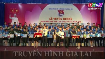 Gia Lai - Phát huy vai trò xung kích của Đảng viên trẻ