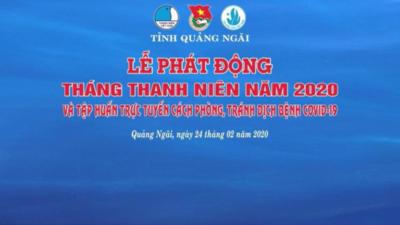 Hà Nội - Thành đoàn Hà Nội khởi động tháng thanh niên năm 2020