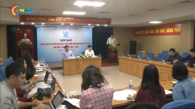 Họp báo về ĐH đại biểu toàn quốc Hội Sinh viên Việt Nam lần thứ X