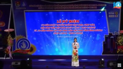 Kỷ niệm 10 năm Thành lập Hội Sinh viên Việt Nam Tỉnh Bình Dương (8/1/2010 - 8/1/2020)